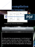 Les étapes de compilation en langage C