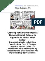 "Military Resistance 9F:""14 Ten Percent"""