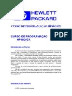Curso de Programação da Calculadora HP 48G e GX