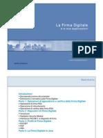 Lezione Firma Digitale