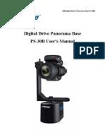 PS-30B English Manual