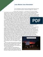 2011 Jesus Loves Malawi June Newsletter