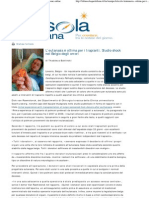 Thaddeus Baklinski,«L'eutanasia è ottima per i trapianti. Studio shock nel Belgio degli orrori», trad. it. di Marco Respinti dell'articolo «Shock study