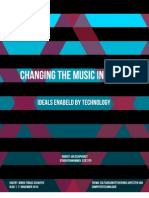 Changing the Music Industry