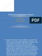 Trastorno Depresivo Mayor