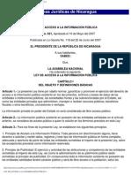 Ley Acceso ion Publica