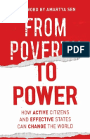 From Poverty to Power: How active citizens and effective states can change the world