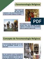 FENÓMENO RELIGIOSO