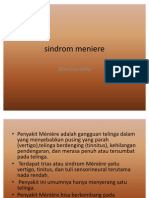 sindrom meniere