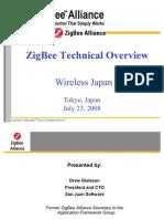 ZigBee Technical Overview