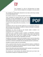 António José Seguro - Apresentação de Candidatura - 09.06.2011
