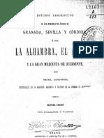 EstudioDescriptivoDeLosMonumentosArabes Text