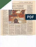De Guadalcacín a Toulaud