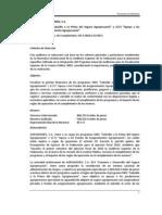 2009 Programas S001 Subsidio a La Prima Del Seguro Agropecuario y S172 Apoyo a Los Fondos de Aseguramiento Agropecuario