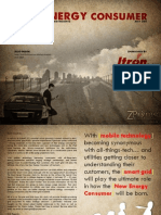 [Smart Grid Research & Survey] The New Energy Consumer by Zpryme, Sponsored by Itron
