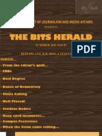 BITS Herald Summer Issue