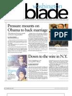 washingtonblade.com - volume 42, issue 25 - june 24, 2011