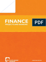 Finance Projects Banking Brochure