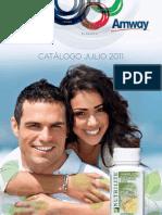 Catálogo Amway Julio 2011