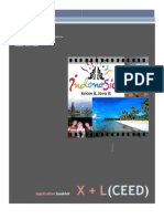 Aiesec Unand x+Ceed Booklet