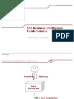 Business Intelligence Fundamentals