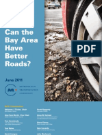SF.BayArea (CA) Metropolitan Transportation Commission (MTC) Pothole Report