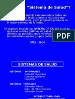 Sistemas de Salud - Argentina 1