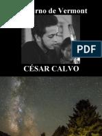 César Calvo - Nocturno de Vermont - Poesía