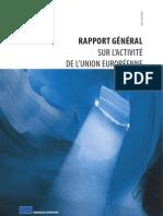 rapport commission européenne 2009