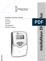 Installation Manual - IntellaMaxx-DHW Plus