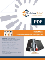 Product Brochure - HelioMaxx Kits