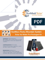Product Brochure - Rocky Mountain Kits