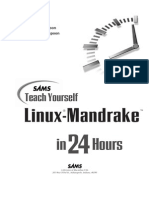 Teach Yourself Linux-Mandrake in 24 Hours