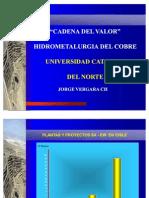 JVCH Cadena Del Valor 2005