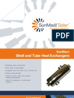 Product Brochure - Shell and Tube Heat Ex Changers