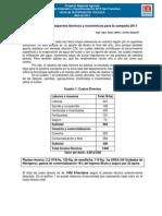 Informe Costos Trigo 2011