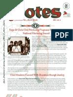 Club Notes Vol. 2 - 2011