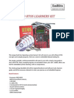 Embedded Rtos Learners Kit