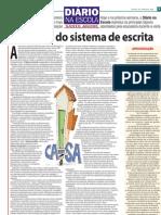 AQUISIÇÃO DO SISTEMA DE ESCRITA EMILIA FERREIRO