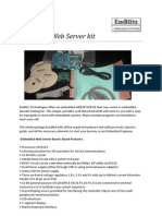 Embedded Web Server Kit