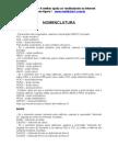 nomenclatura de sais