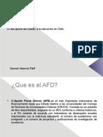 AFD y AFI