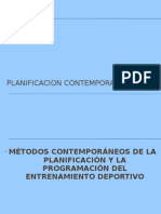 PLANIFICACION CONTEMPORANEA
