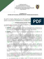 Sistema Institucional de Evaluacion y Promocion 02 Final)