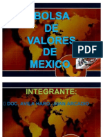 Bolsa de Valores de Mexico