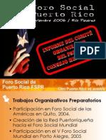 FSPR_Informe ante el Consejo Hemisférico FSA (2008)
