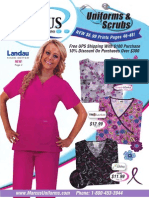 5286 Marcus Uniforms Nursing Scrubs Catalog