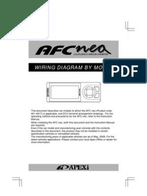 Nissan Cefiro Wiring Ecu Airflow | Throttle | Electrical ... on