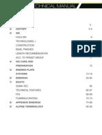 Fischer Technical Manual