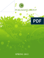 Crown Publishing Group - Spring 2012 Catalog